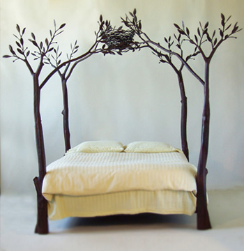 shawn lovell tree bed